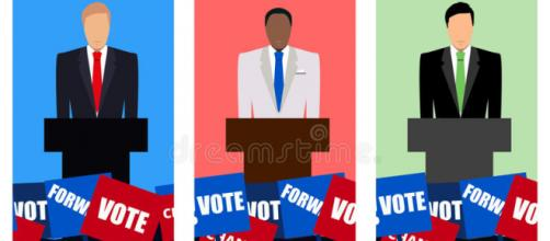 Partidos políticos: ¿De dónde proviene el dinero para sus campañas electorales? - dreamstime.
