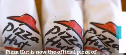 Pizza Hut inks four year deal with NFL [Image Source: New York Daily News/YouTube]