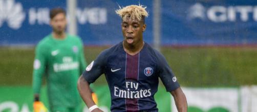 Presnel Kimpembe es un futbolista francés