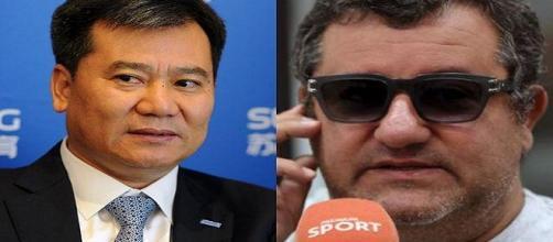 Raiola ammette la trattativa con l'Inter