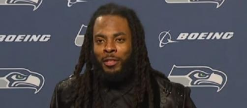 Richard Sherman will earn $11 million next season (Image Credit: Seattle Seahawks/YouTube)