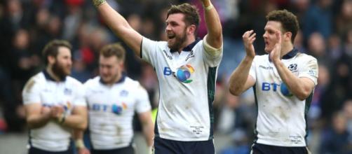 Rugby: Inglaterra gana el 6 Naciones tras vencer Escocia a Francia ... - as.com