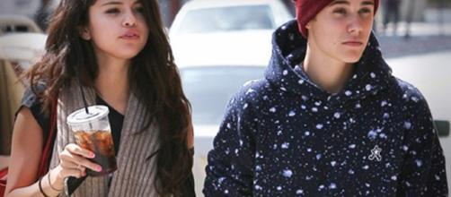 Selena Gomez y Justin Bieber a la salida?