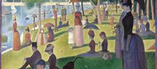 'Sunday Afternoon on the Island of La Grande Jatte' by Georges Seurat en.wikipedia.org