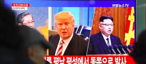 Moon dice que Corea del Norte está lista para las conversaciones con USA