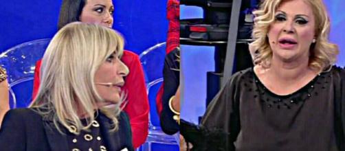 U&D: Maria De Filippi critica Tina dopo il gesto choc contro Gemma