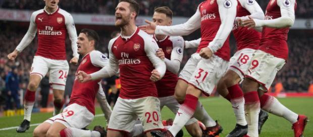 Arsenal enfrentara al AC Milan