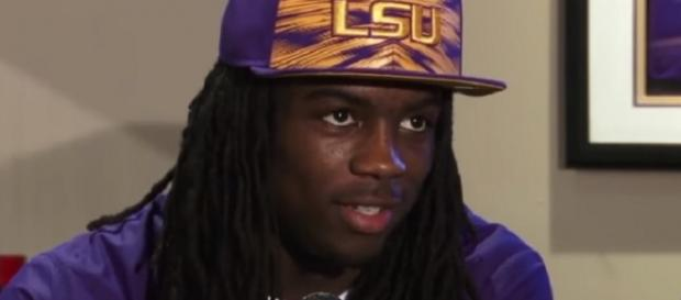 Donte Jackson is known for his speed and athleticism (Image Credit: NOLA.com/YouTube)