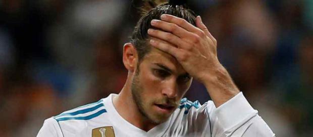 Gareth Bale parece estar de saída do Real Madrid