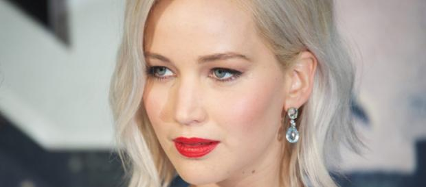 Jennifer Lawrence, protagonista di 'Red Sparrow' - nme.com