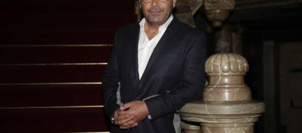 Jorge Javier Vázquez, enamorado