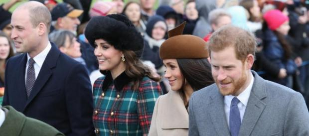 Kate Middleton e Meghan Markle insieme a Natale ... - melty.it