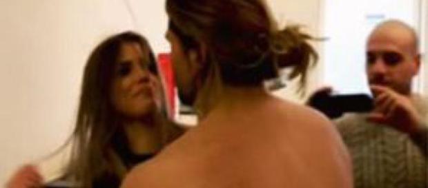 Le Iene: Luca tradisce Ivana, lei lo picchia