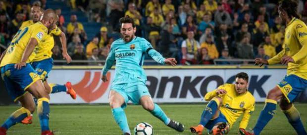 Leo Messi ficou incomodado com empate do Barça
