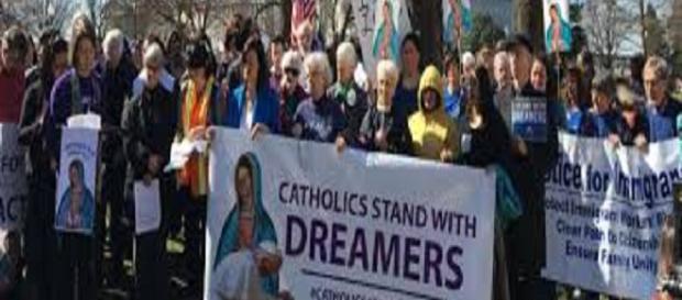 Manifestación de cristianos en Washington