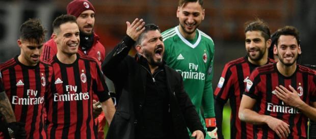 Milan avanza a la final de COpa Italia