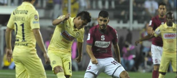 """Sergio Córdoba: """"El partido no estuvo malo, pero el América ... - deporticos.co.cr"""