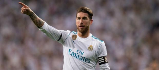 Sergio Ramos está furioso com colega espanhol