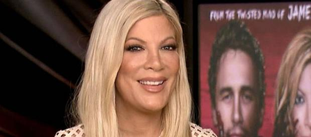 Tori Spelling allagedly suffers mental breakdown. - [Image Credit: Flickr]