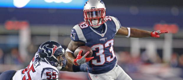 Where will Dion Lewis land in 2018? - [Image via NBC Sports / YouTube screencap]