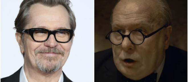 An Oscar for Oldman, but where is Winston when we need him?