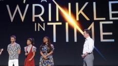 'A Wrinkle in Time' tops 'Black Panther' on opening day at box office
