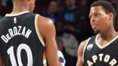 NBA : Houston chute à Toronto dans un match de haut niveau