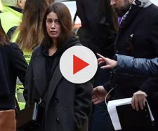 Francesca Fioretti Funerale Davide Astori