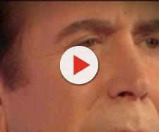Giucas Casella ipnotizza Vladimir Luxuria a Domenica Live