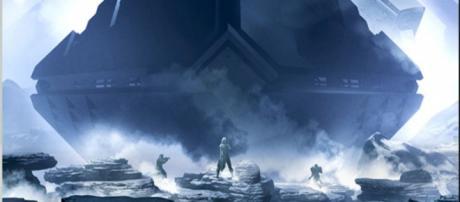 A promo photo for 'Destiny 2's' next DLC - YouTube/KackisHD