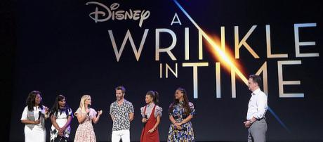 'A Wrinkle in Time' opened in theaters on March 9, 2018 [Image: Melissa Hillier/flickr.com]