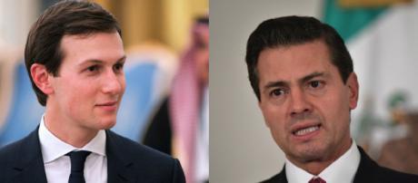La visita del yerno de Trump a México tiene tintes políticos.