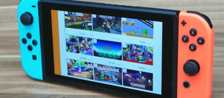 The Nintendo Switch (Via Pixabay - InspiredImages)