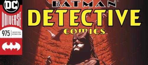 Best Shots Reviews: Detective Comics # 975