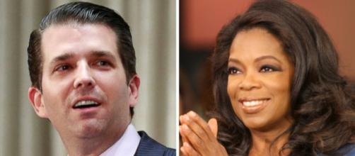 Don Jr. Has a Word or Two to Say About That Pro-Oprah Tweet by NBC - theconservativetruth.com