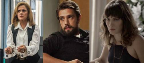 Em 'O Outro Lado do Paraíso', Renato dará grande golpe e Sophia será detida