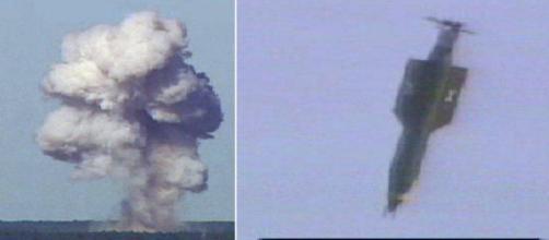 Estados Unidos (EEUU): EEUU lanza por primera vez su bomba no ... - elconfidencial.com