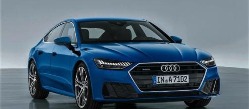 Este es el nuevo Audi A7 2018. Más deportivo, más tecnológico.