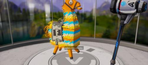 Fortnite Battle Royale Lama Epic Games