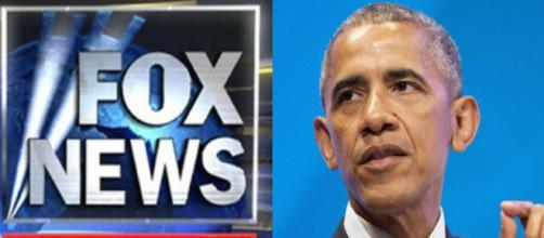Fox News, Barack Obama, via Twitter