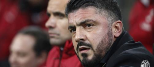 Gattuso, faccia infuriata dopo Milan-Arsenal