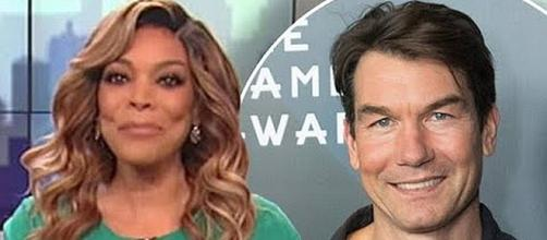 Jerry O'Connell guest hosts for 'The Wendy Williams show.' [Image source: World News/YouTube screenshot]