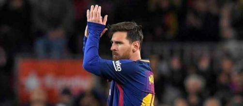 Leo Messi está muito empenhado no Barça