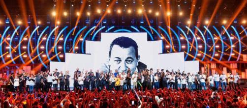 Les Enfoirés. Audience en baisse avec moins de 10 millions de ... - ouest-france.fr