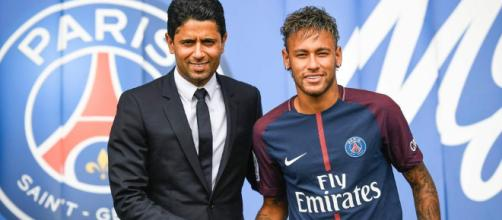 Neymar officially unveiled as Paris Saint-Germain player ... - hindustantimes.com