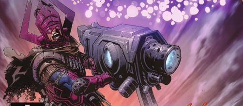 Nuevos avances de revisión : Thanos # 16