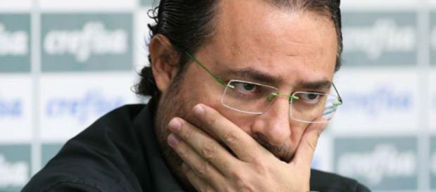 Alexandre Mattos é diretor de futebol do clube