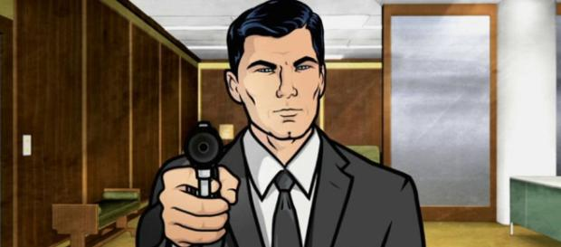 'Archer' cosplays: (Image Credit: Archer/Cable Network FX)