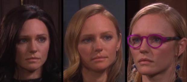 'Days of our Lives': Abigail. (Image via YouTube screengrab/DaysGoneBy)