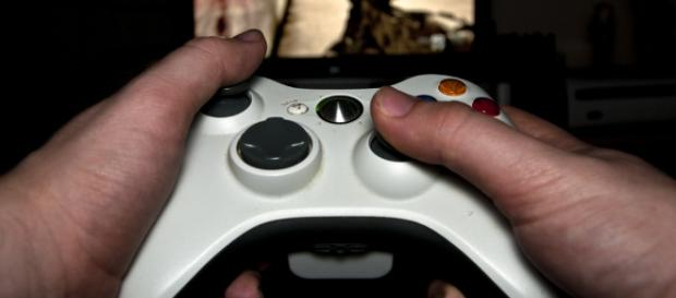 Gaming -- Luke Hayfield/Flickr.